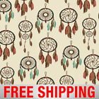 Fleece Fabric Native American Dream Catcher 60 Wide Style 46378 1 Free Shipping