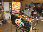 Flintstones Pinball Machine, Serviced, Warranty, Shipping Available