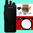 NEW kenwood radio UHF400-470MHz 2-Way 5W WALKIE TALKIE+ program software+cable