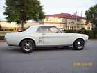 1967 Ford Mustang Base 1967 Ford Mustang 47L 289hp V8 2 Door Hardtop Coupe
