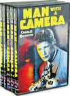 Man With a Camera Volumes 1 5 The First 20 Episodes NEW DVD