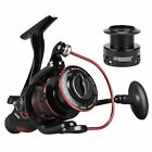 KastKing Bait Feeder III Spinning Reel for Live Liner Bait Fishing Action