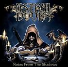 Notes From The Shadows - Astral Doors (CD Used Very Good)