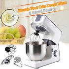 Professional Heavy Duty 1000W Powerful Motor Stand Dough Mixer Hook Silver Large