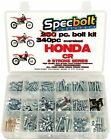 SPECBOLT Factory Honda LARGE CR Bolt Kit 80 85 125 250 500 CR125 CR250 CR500