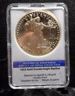 AMERICAN MINT CO'S COMMEMORATIVE COIN OF 1933 GOLD DOUBLE EAGLE!!!!!