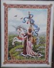 Janlynn Platinum Collection Once Upon A Time Fantasy Unicorn Cross Stitch