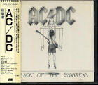 AC/DC Flick Of The Switch JAPAN 1st Press CD 32XD-950 1988 W/Obi ULTRA MEGA RARE