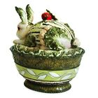 Fitz and Floyd Vista Bella Collection, Covered Vegetable Server