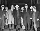 AL CAPONE GANG 8X10 PHOTO MAFIA ORGANIZED CRIME MOBSTER MOB PICTURE TEAM ASSOC