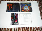 Mark Boals RING OF FIRE + 1 SAME TITLE JAPANESE CD + OBI STRIP + BOOKLET