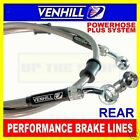 SUZUKI GS650G KATANA 1981-83, VENHILL s/steel braided brake line rear CL
