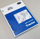 LONG 910 1110 1310 TRACTOR PARTS ASSEMBLY MANUAL CATALOG EXPLODED VIEWS NUMBERS