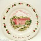 10th AVON Anniversary Plate Unused in Original Box Ships Free