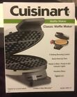 CUISINART CLASSIC ROUND WAFFLE MAKER #WMR-CA NEW IN BOX
