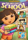 Nick Jr Favorites The First Day of School DVD Used Very Good