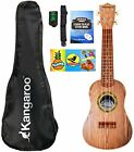 21 Ukulele With Electronic Tuner Strap Picks Carrying Case and Songbook
