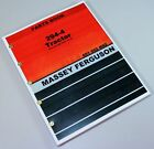 MASSEY FERGUSON 294-4 TRACTOR PARTS CATALOG MANUAL BOOK EXPLODED VIEW ASSEMBLY