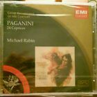 Michael Rabin New CD Paganini 24 Caprices EMI Import 2003