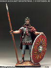 Roman, Tin toy soldier 54 mm, figurine, metal sculpture HAND PAINTED