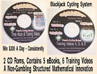 Blackjack Betting System with 2 CD Roms Win 300 A Day Consistently 2160