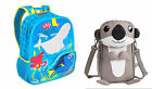 Disney Store Back to School Finding Dory Otter Lunch Tote Backpack Set For Kids