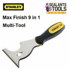 Stanley Max Finish Multi Tool Function Scraper STTOGT99 Podger Paint Remover