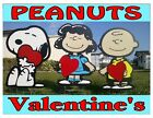 Peanuts outdoor Christmas valentines decorations