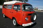 1974 Volkswagen Bus Vanagon BARN FIND 1974 VW BUS POP UP CAMPER SPORTSMOBILE AUTOMATIC SITTING SINCE 1988