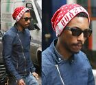 Billionaire Boys Club 16 bit beanie hat pharrell williams season 11 Red
