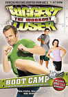The Biggest Loser The Workout Boot Camp DVD Bob Harper Cal Pozo FREE SHIP