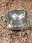 Mid Century  Royal Holland KMD Daalderop Pewter Square Cup Made in Holland