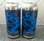 TREE HOUSE BREWING 2 CANS OF DOPPELGANGER RARE DOUBLE IPA FRESH