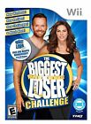 BIGGEST LOSER CHALLENGE WII JILLIAN MICHAELS WORKOUT FITNESS CARDIO YOGA