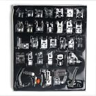 32 PCS Domestic Sewing Machine Foot Presser Feet Set Brother Singer Janome Baby