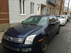 Ford: Fusion SEL Ford Fusion below $4600 dollars