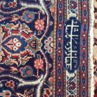 antique persian rug. A Pair of signed Kashan Circa 1940 By Emadzadeh