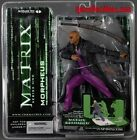 Morpheus Matrix Series 1 Parking Garage Scene Action Figure MIP McFarlane
