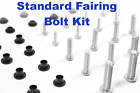 Fairing Bolt Kit body screws fasteners for Suzuki Katana GSX 600 F 2000 - 2001