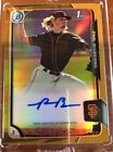 2015 Bowman Draft Baseball Cards - Review Added 68