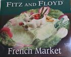 Fitz and Floyd French Market