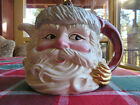 Fitz and Floyd Omnibus Christmas Santa Figural Tea pot Brand New with Sticker