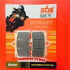 MZ 660 MUZ Skorpion Traveller 99 > ON SBS Front Brake Pads Sinter Set OE QUALITY