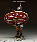 Roman Hastatus, Tin toy soldier 54 mm, figurine, metal sculpture HAND PAINTED