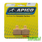 Apico Trials 173 Rear Brake Pads Sherco ST 125 250 290 06-20 Goldfren