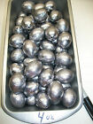 lot of 50 4 oz egg slip sinkers fishing weights FREE SHIPPING