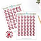 Boston Red Sox Planner Stickers Perfect for all Planners Erin Condren