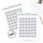 Los Angeles Dodgers Planner Stickers Perfect for all Planners Erin Condren
