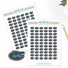 Florida Gators Planner Stickers Perfect for all Planners Erin Condren