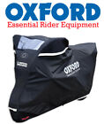 Suzuki VL 800 C800C Intruder cast wheel 2009 Oxford Stormex Bike Cover (LCV332)